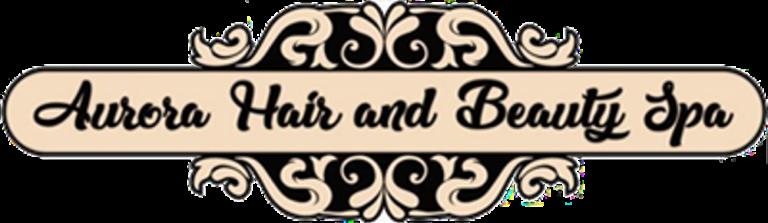 Aurora Hair and Beauty Spa logo