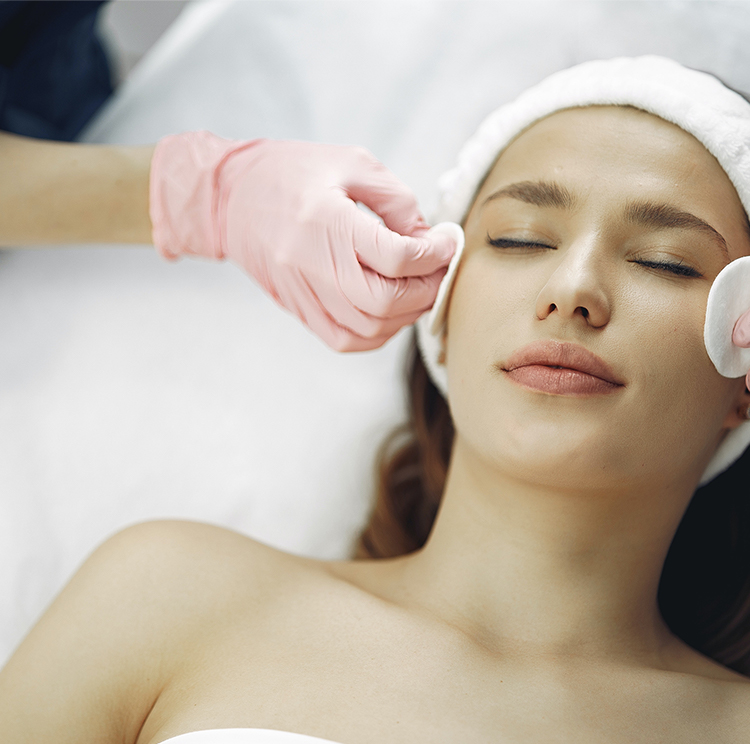 facials and dermabrasion